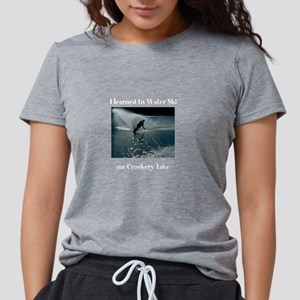 Kids Dark Water Skiing T-Shirt
